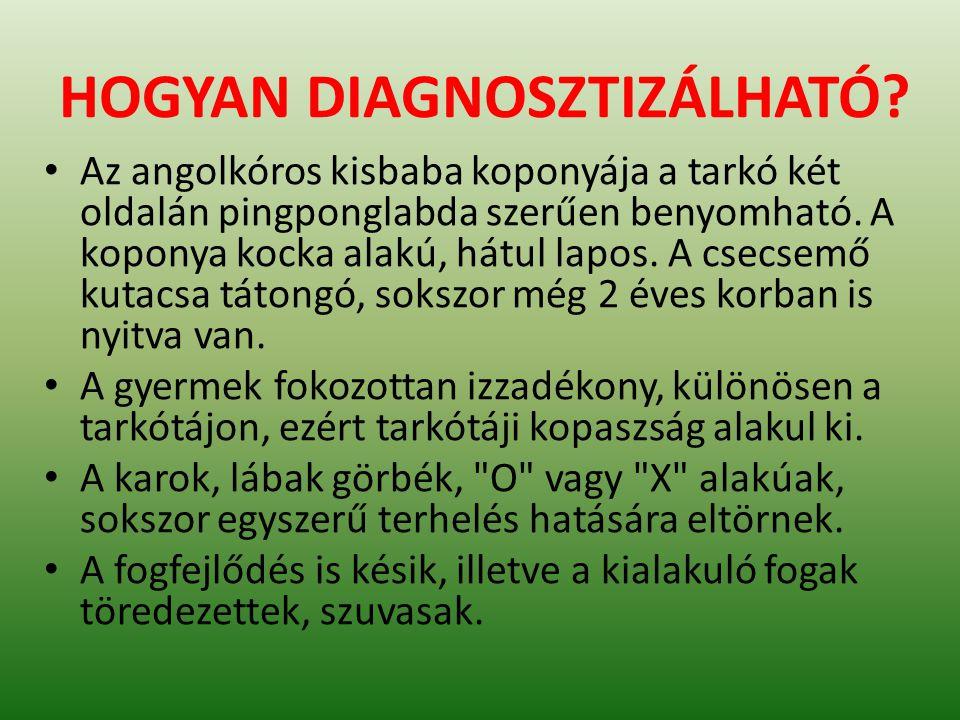 HOGYAN DIAGNOSZTIZÁLHATÓ