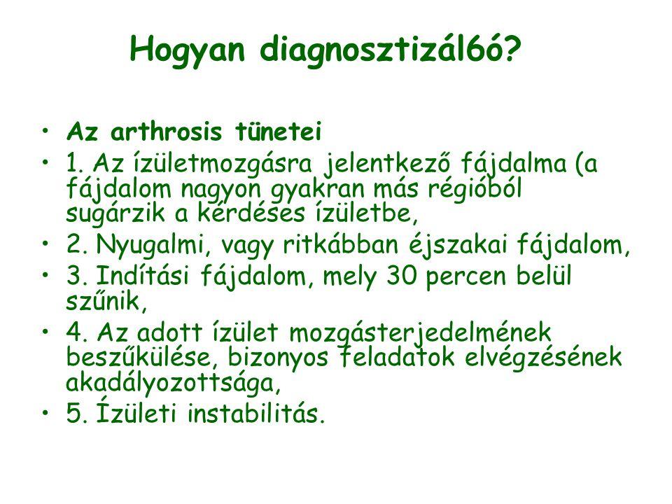 Hogyan diagnosztizál6ó