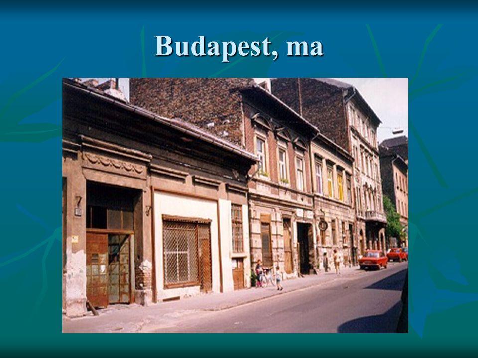 Budapest, ma