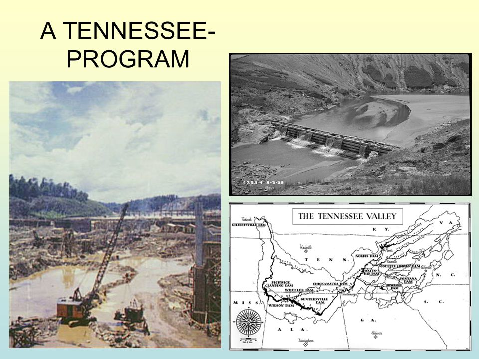 A TENNESSEE-PROGRAM