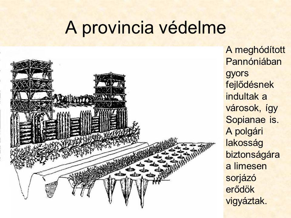 A provincia védelme
