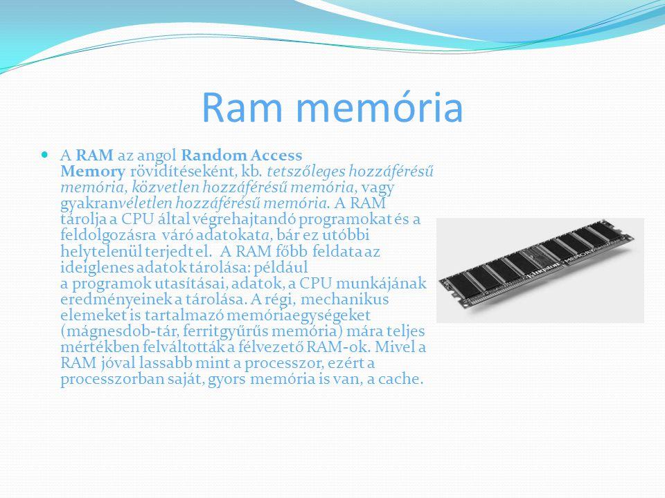 Ram memória