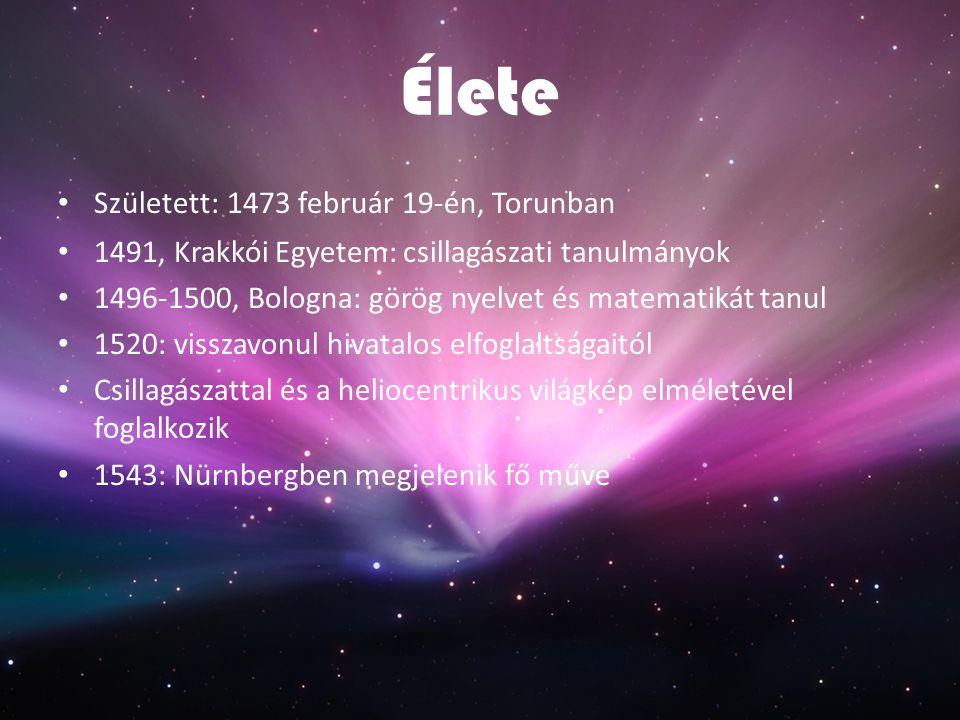 Élete Született: 1473 február 19-én, Torunban