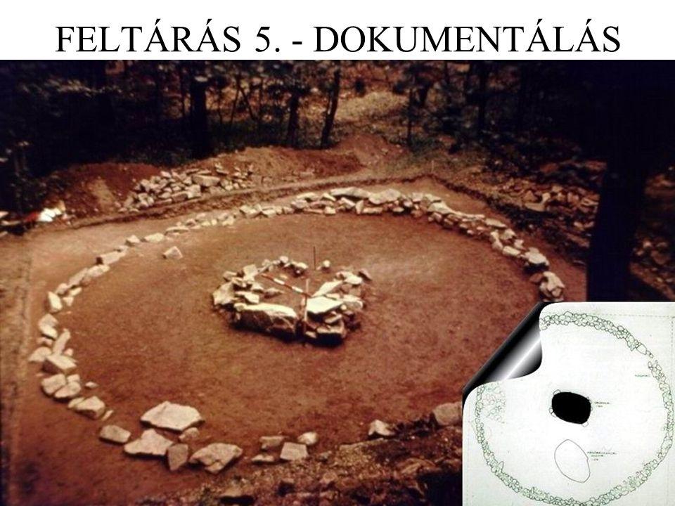 FELTÁRÁS 5. - DOKUMENTÁLÁS