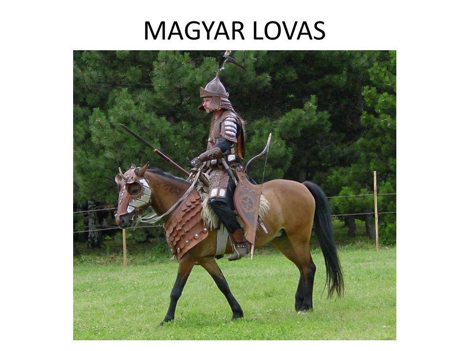 MAGYAR LOVAS