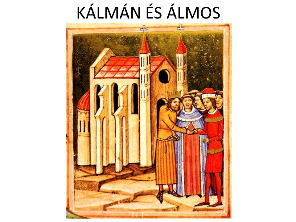 KÁLMÁN ÉS ÁLMOS
