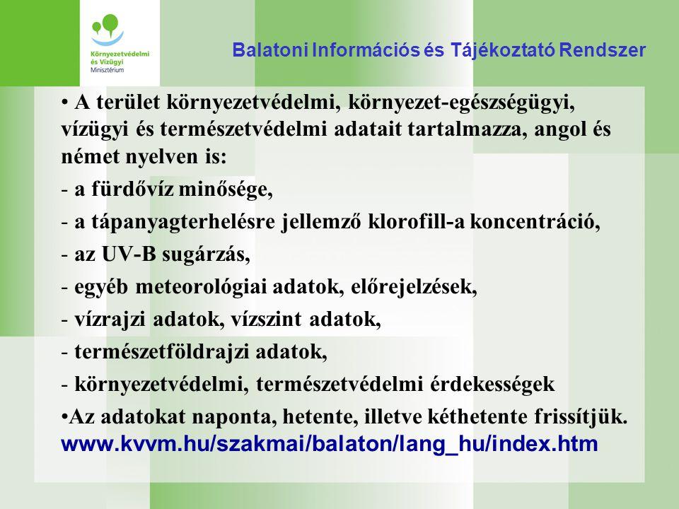 Balatoni Információs és Tájékoztató Rendszer
