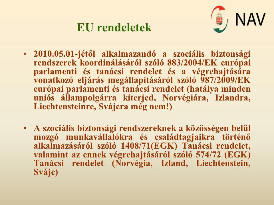 EU rendeletek