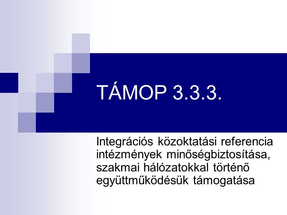 TÁMOP 3.3.3.