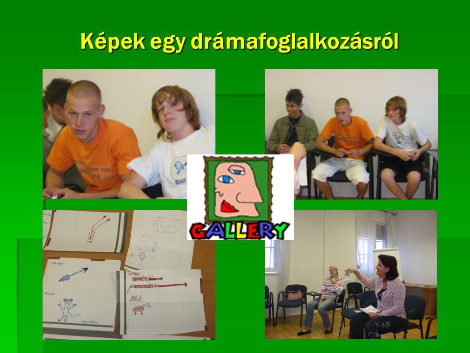 Képek egy drámafoglalkozásról