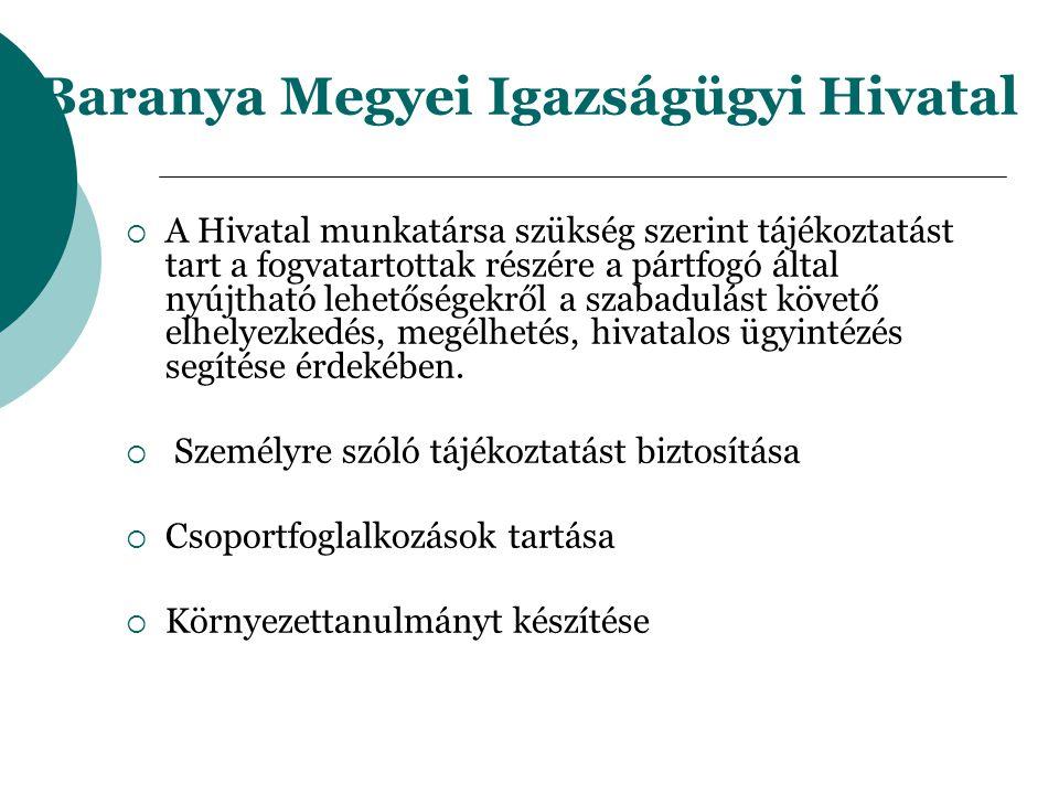 Baranya Megyei Igazságügyi Hivatal