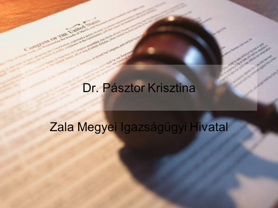 Zala Megyei Igazságügyi Hivatal