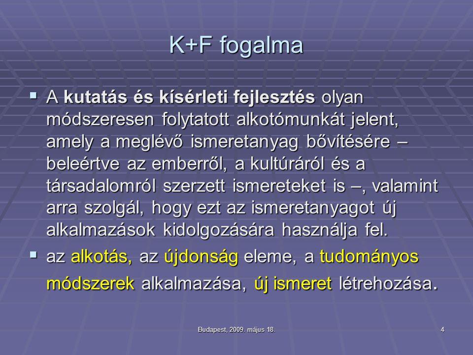K+F fogalma