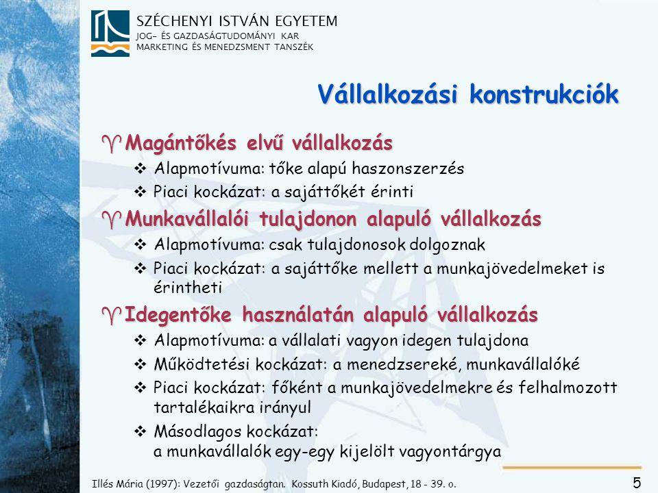 Vállalatelméletek Alapjai Koordinációs intézmények: PIAC és SZERVEZET