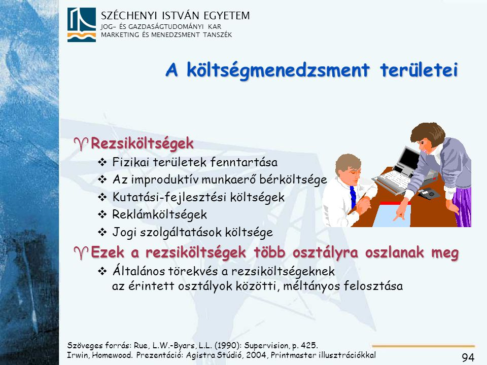 Költségcsökkentési irányelvek