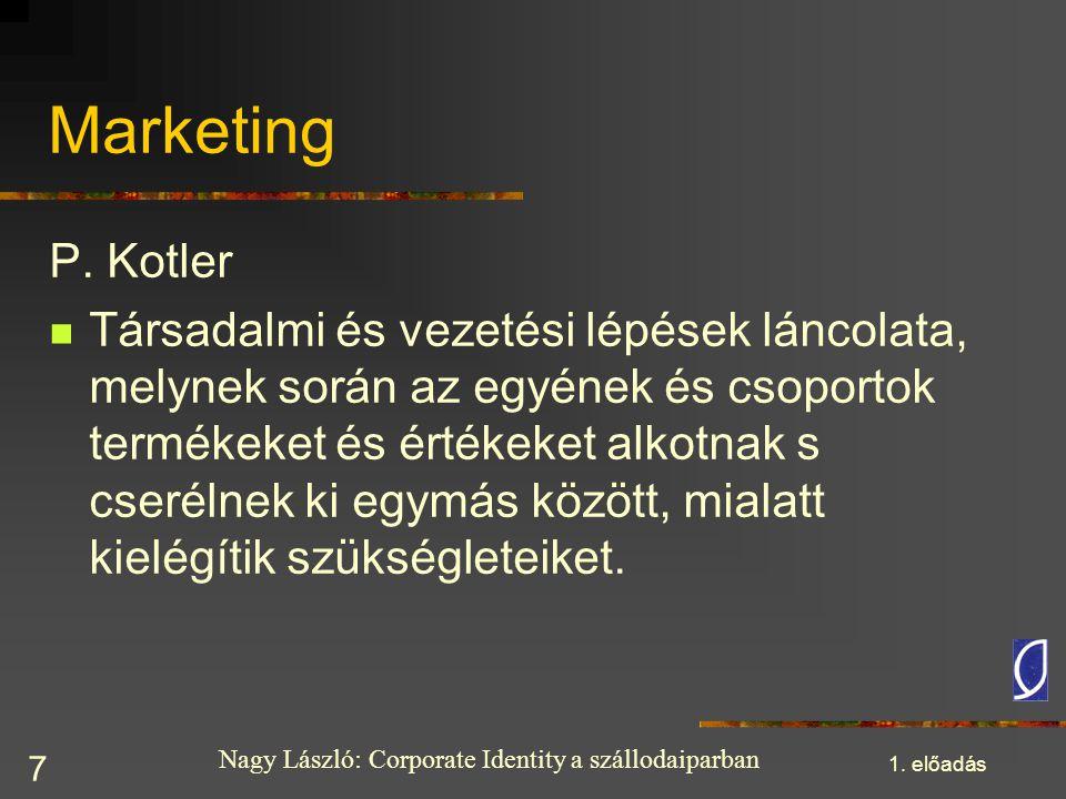 Marketing P. Kotler.