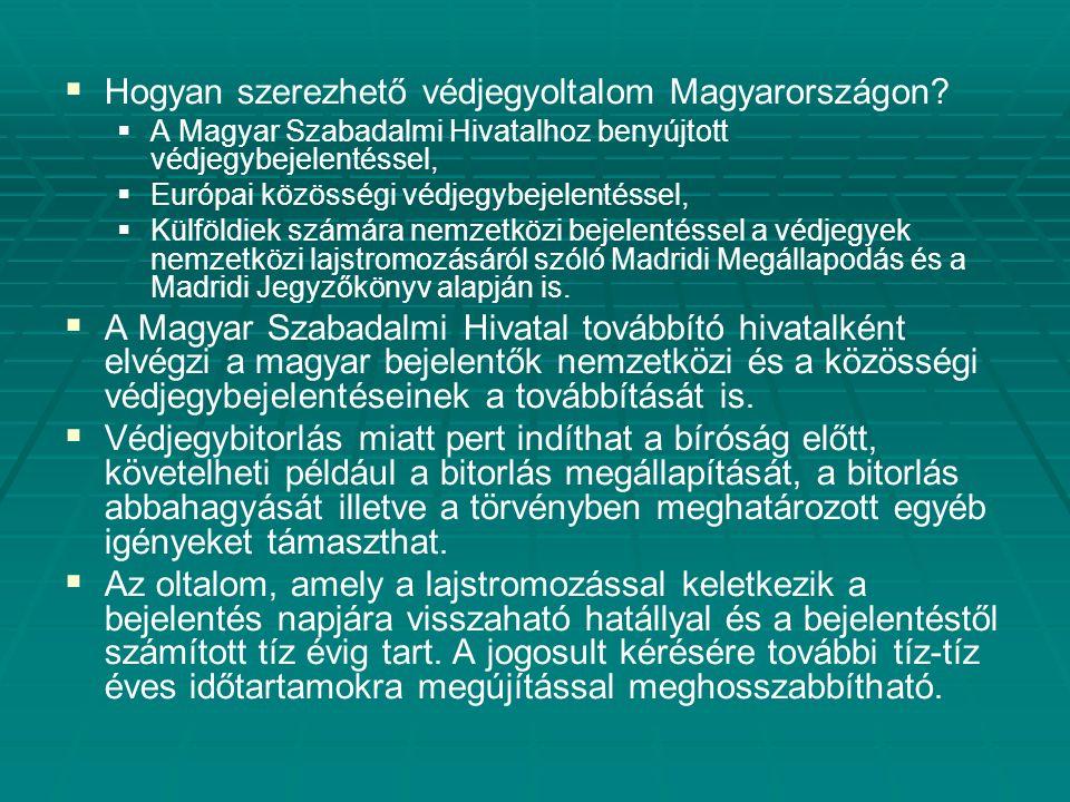Hogyan szerezhető védjegyoltalom Magyarországon