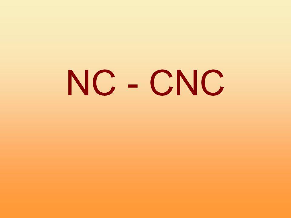NC - CNC