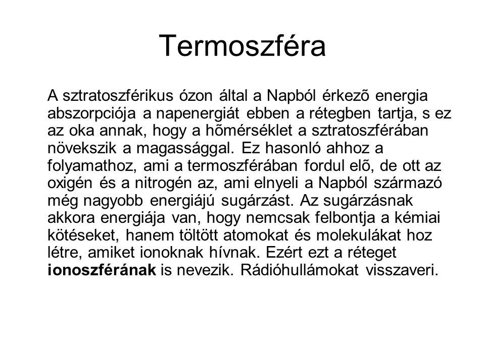 Termoszféra