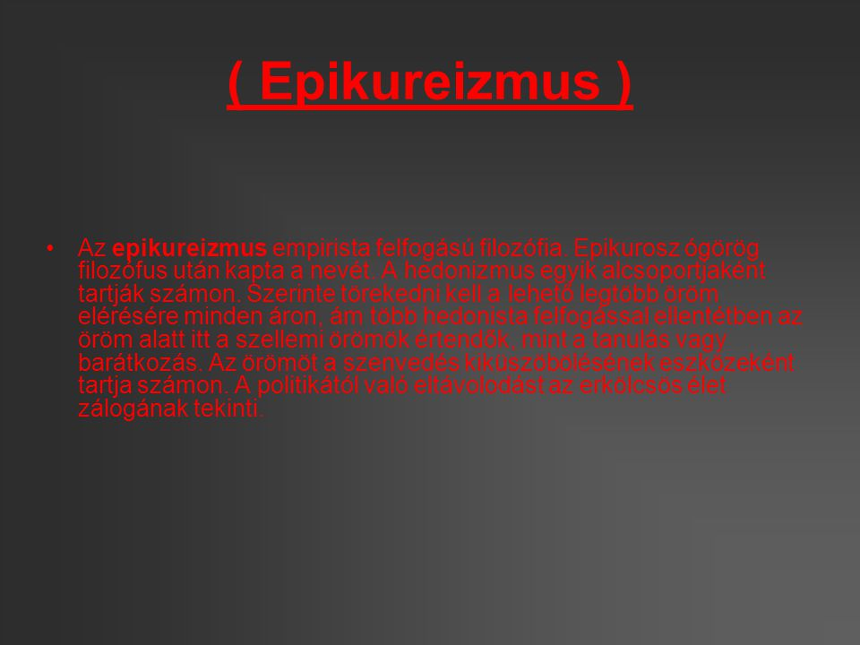 ( Epikureizmus )