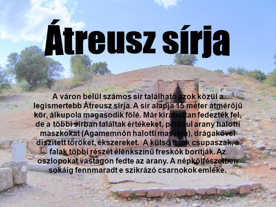 Átreusz sírja