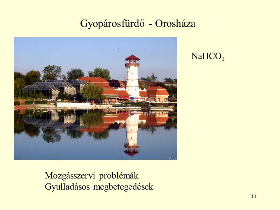 Gyopárosfürdő - Orosháza
