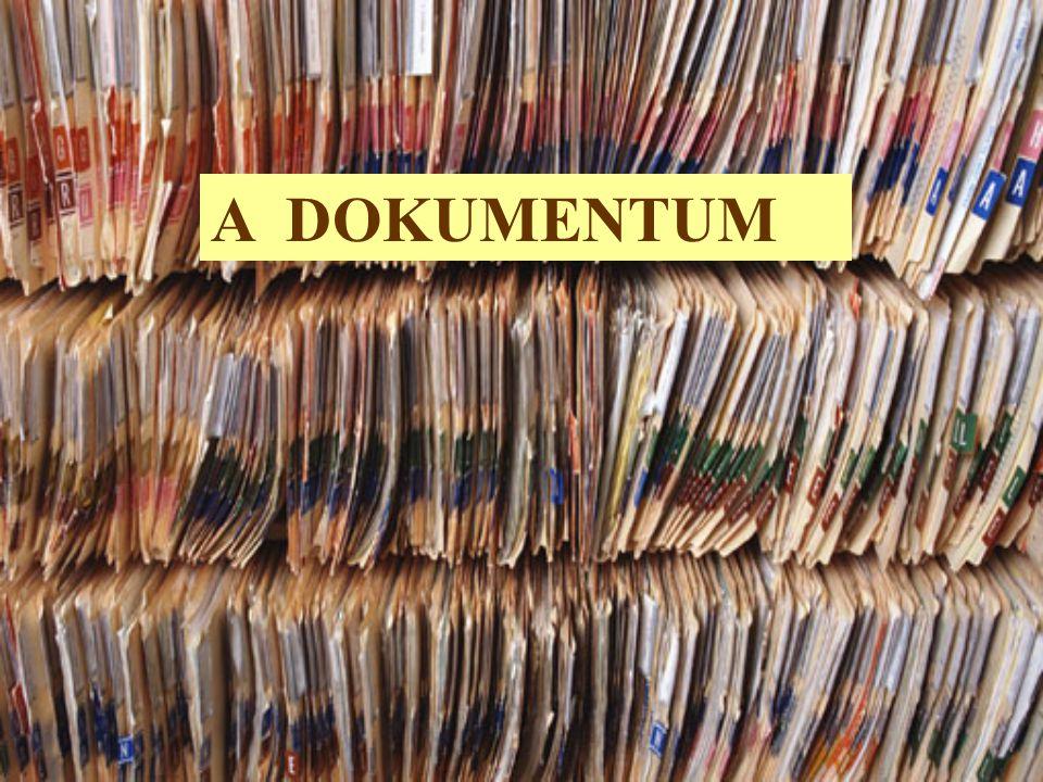 A DOKUMENTUM