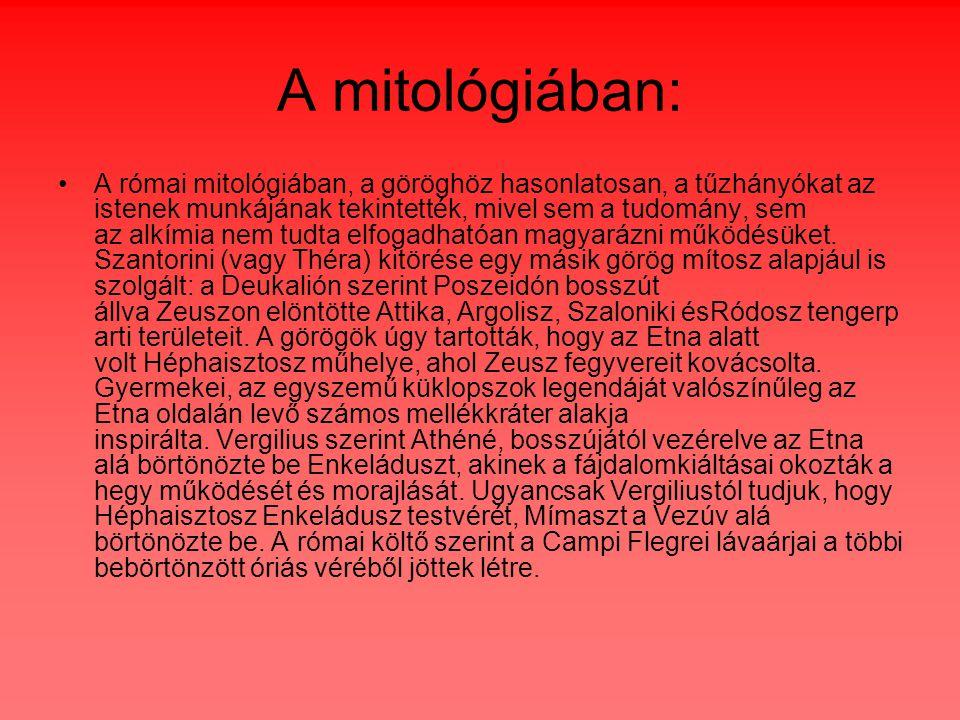 A mitológiában: