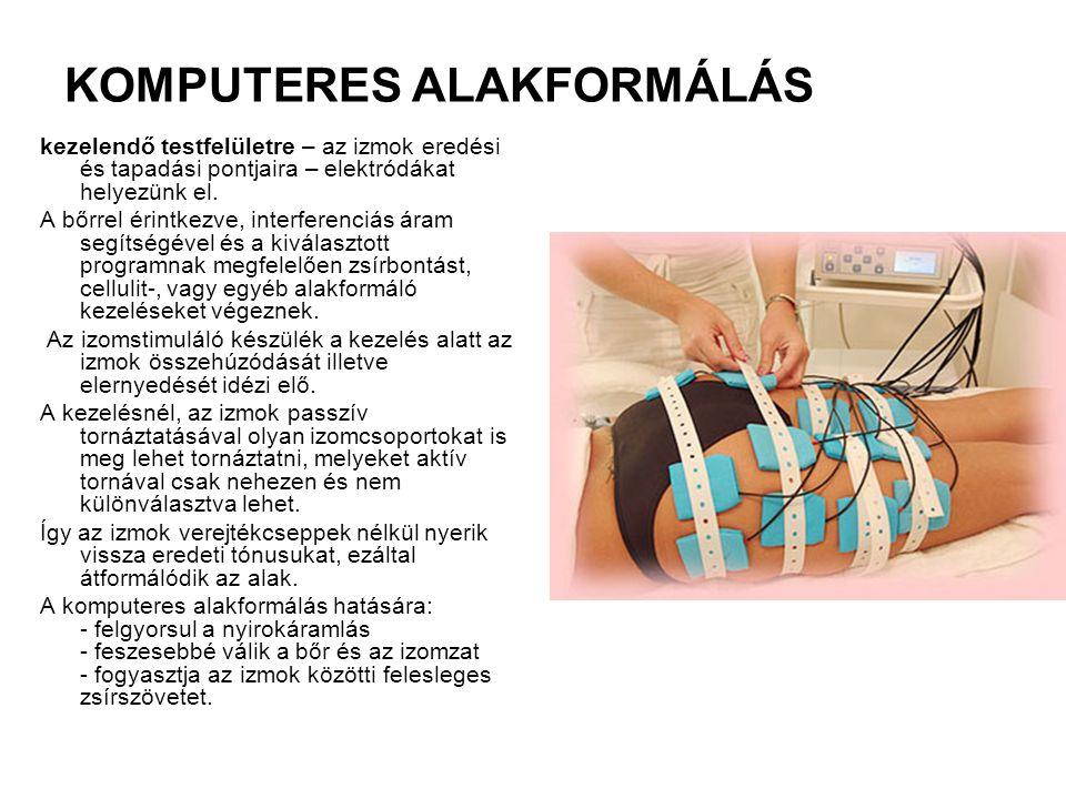 KOMPUTERES ALAKFORMÁLÁS