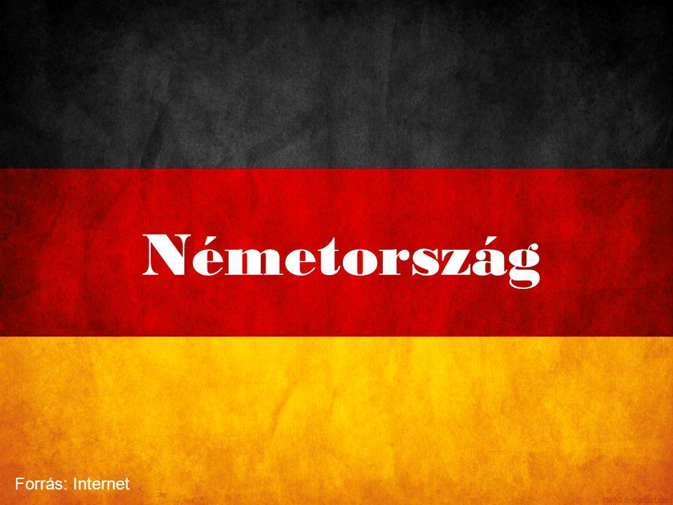 Németország Forrás: Internet