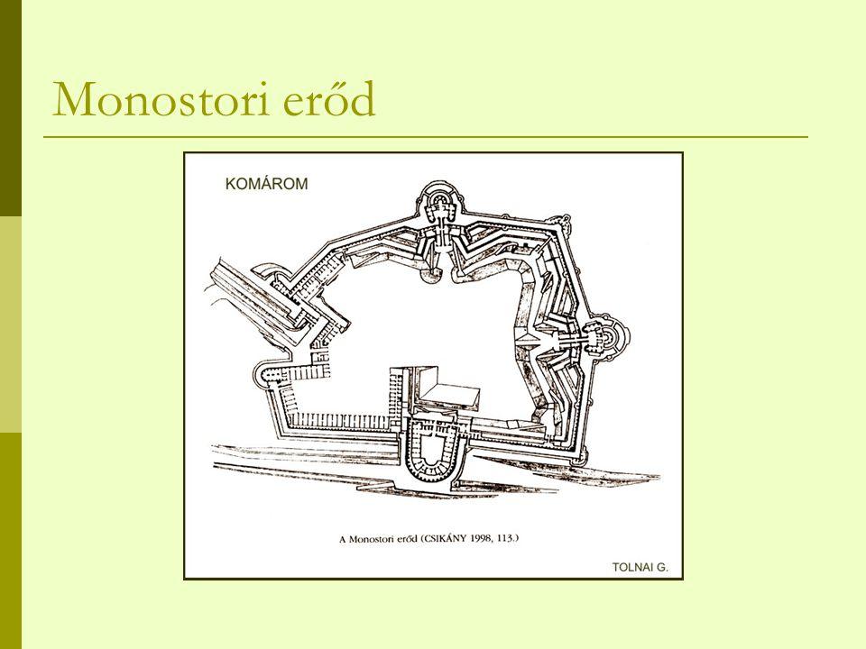 Monostori erőd