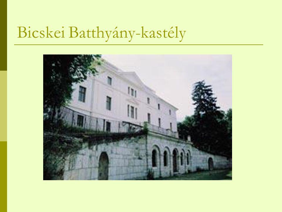 Bicskei Batthyány-kastély