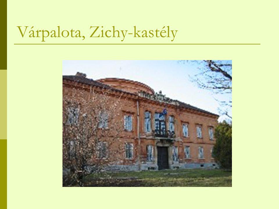 Várpalota, Zichy-kastély