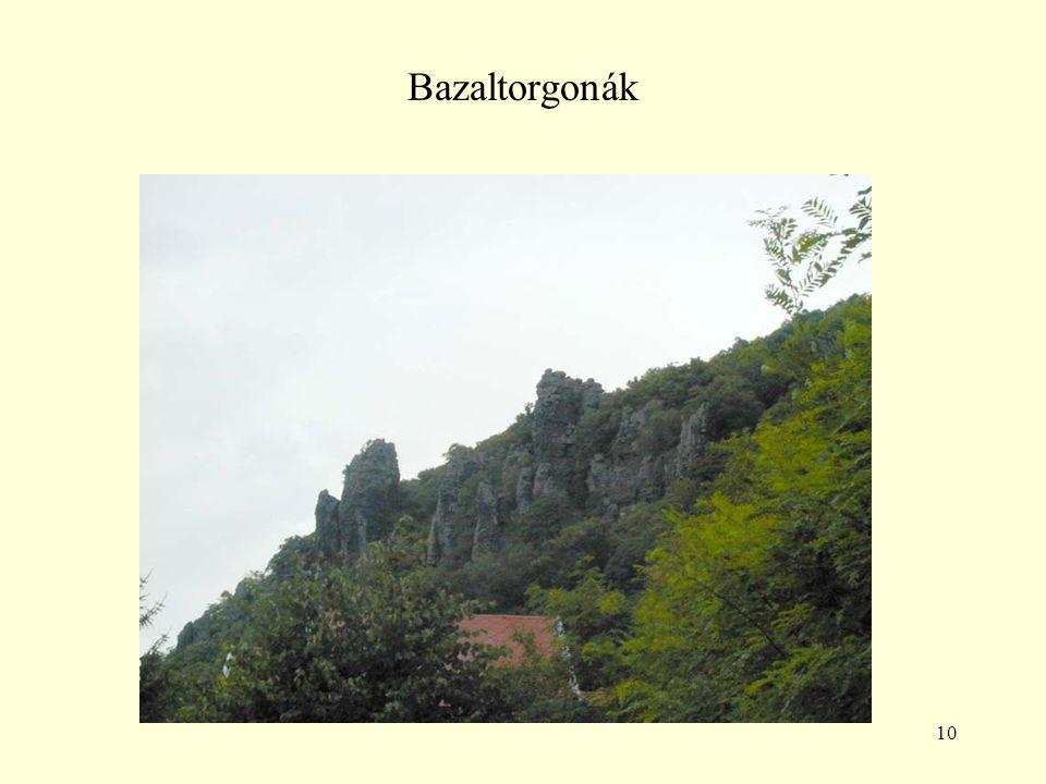 Bazaltorgonák