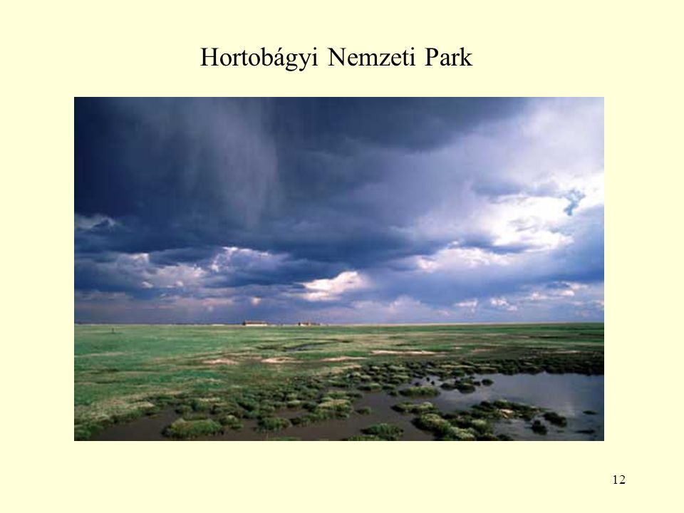 Hortobágyi Nemzeti Park