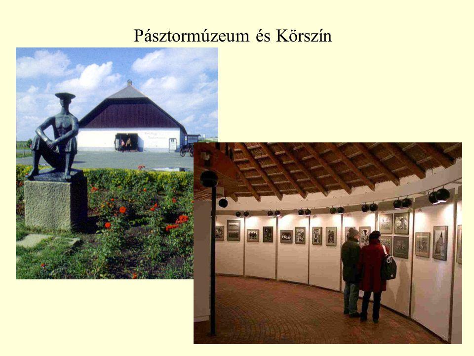 Pásztormúzeum és Körszín