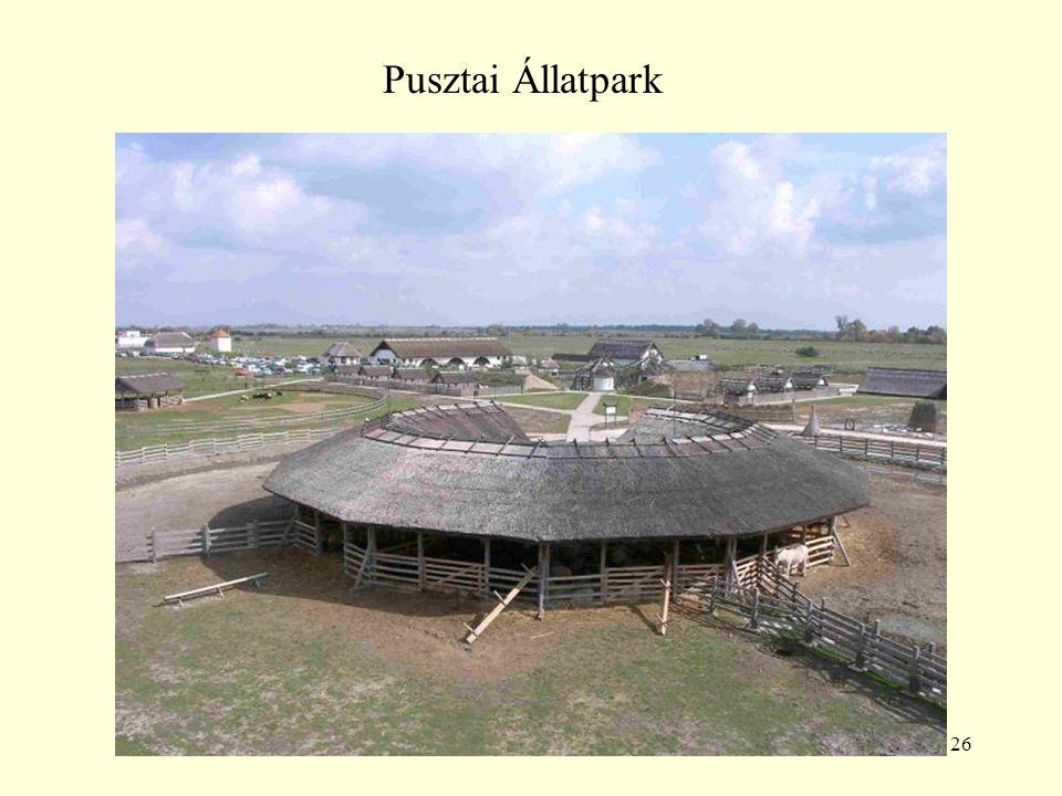Pusztai Állatpark