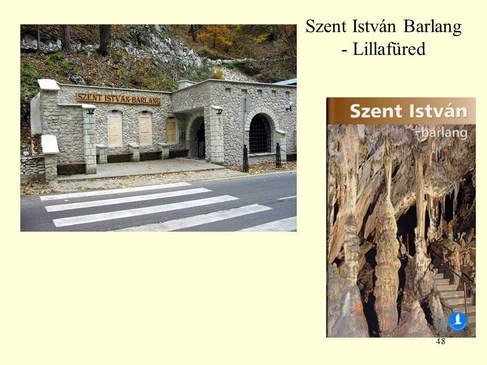Szent István Barlang - Lillafüred