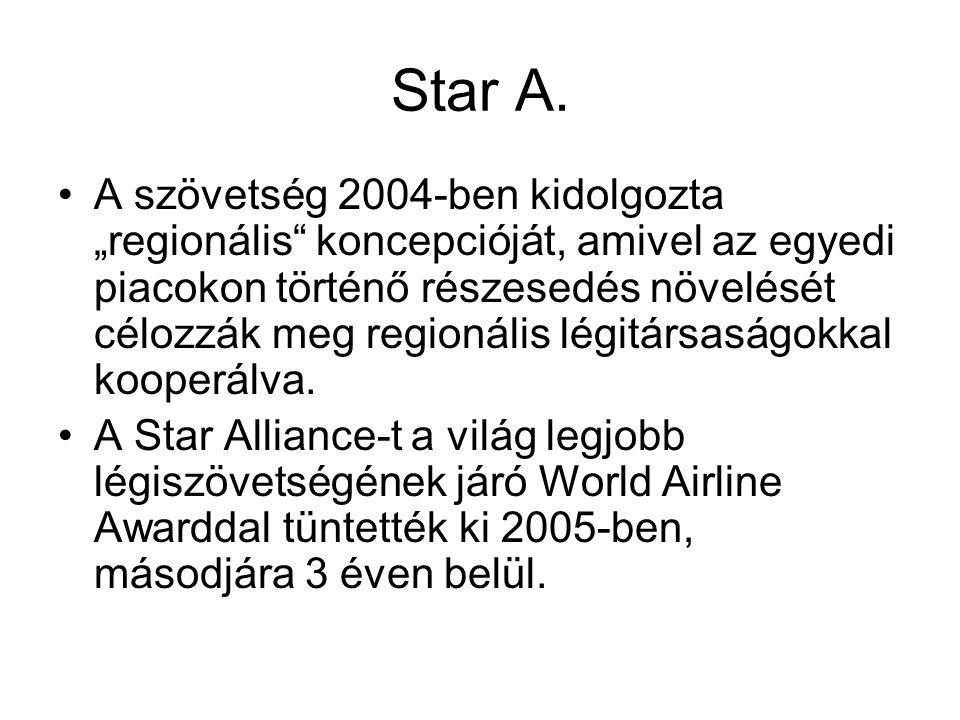 Star A.