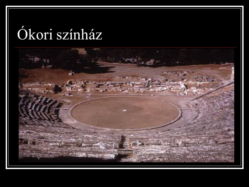 Ókori színház