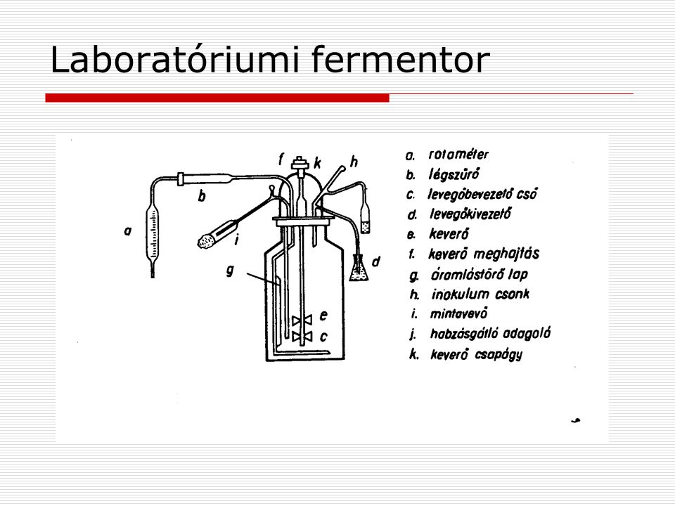 Laboratóriumi fermentor