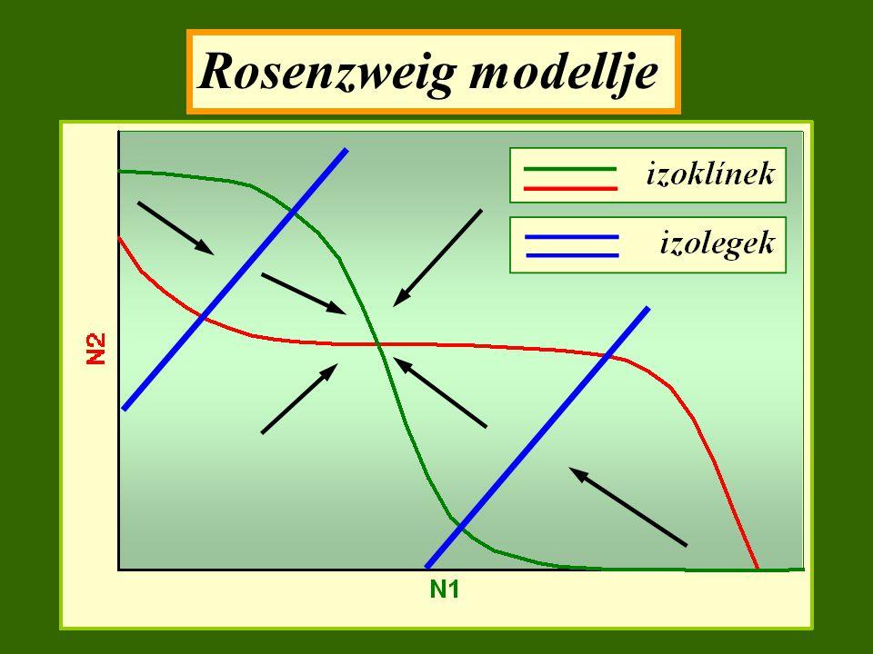 Rosenzweig modellje