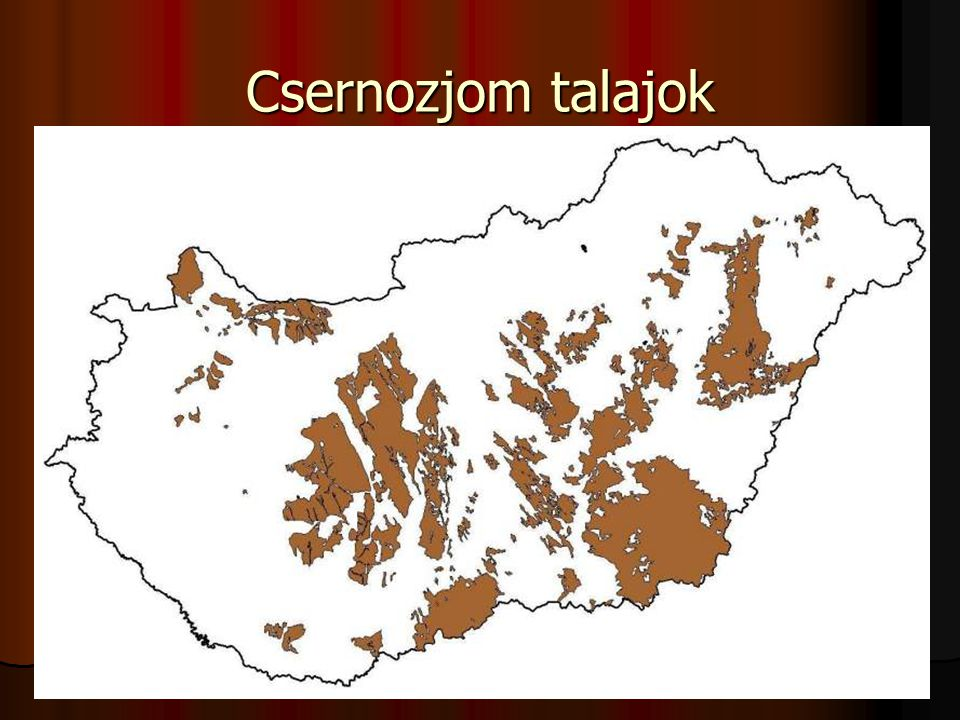 Csernozjom talajok