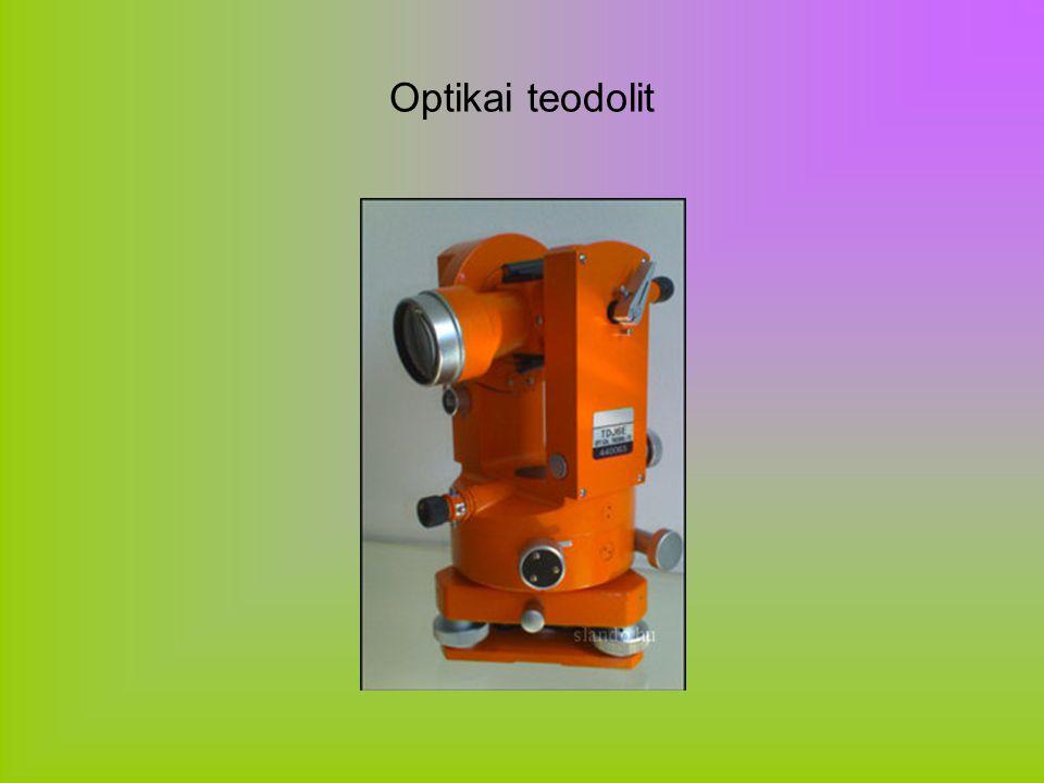 Optikai teodolit
