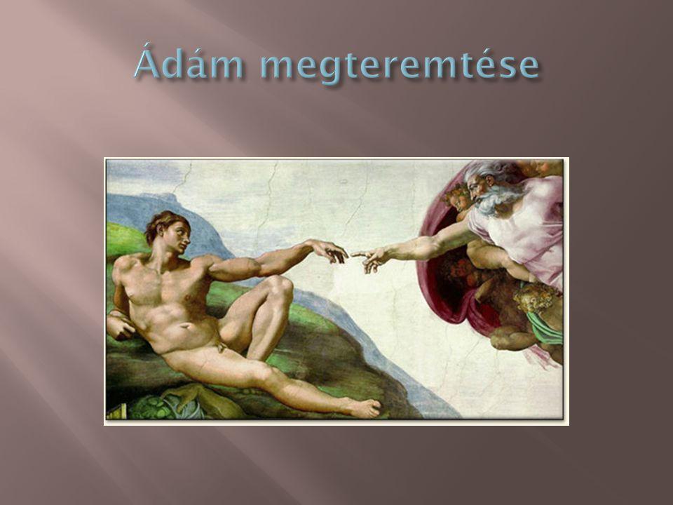 Ádám megteremtése