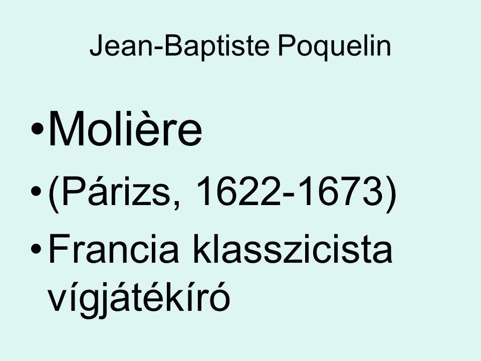 Jean-Baptiste Poquelin