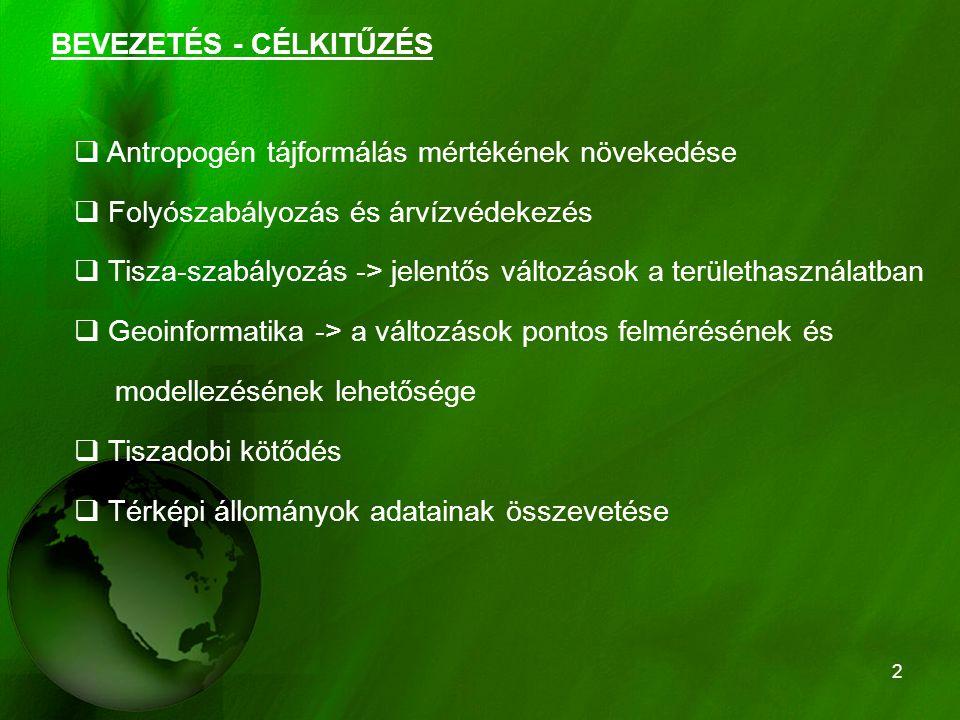 BEVEZETÉS - CÉLKITŰZÉS