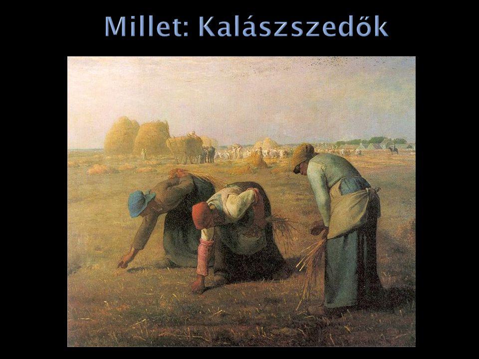 Millet: Kalászszedők