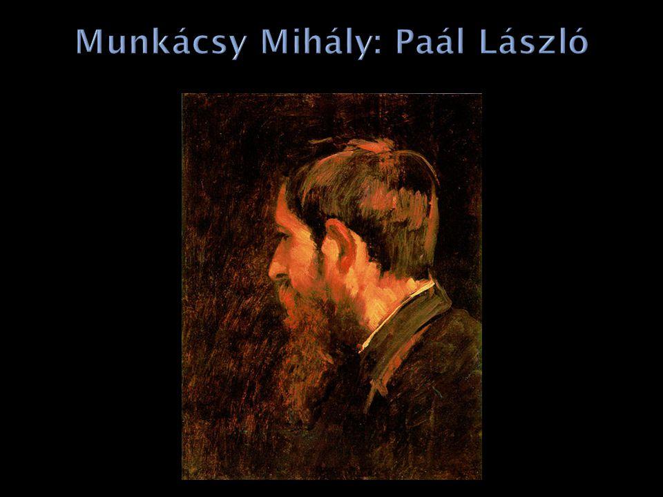 Munkácsy Mihály: Paál László