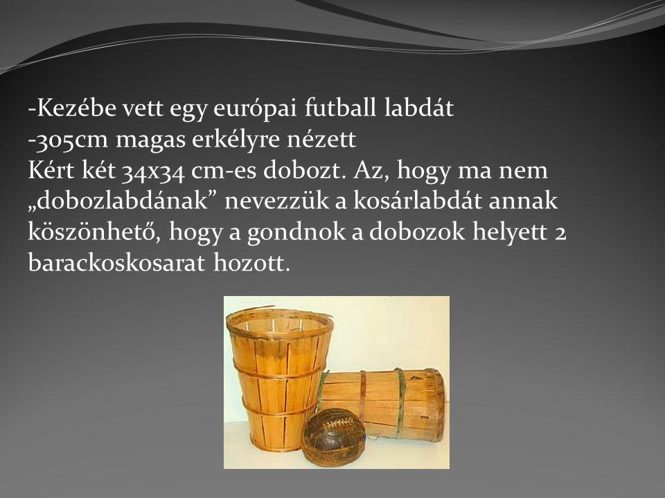 -Kezébe vett egy európai futball labdát